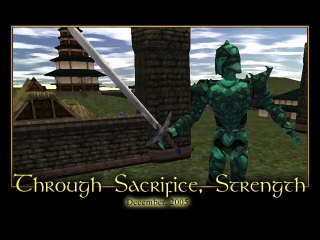 Through Sacrifice, Strength Splash Screen.jpg